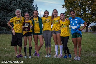 Photo: Richland Girls - 4A District & MCC League Champs Mid-Columbia Conference Cross Country District Championship Meet  Buy Photo: http://photos.garypaulson.net/p554312676/e4804a8e4