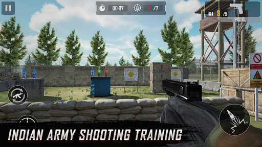 Indian Army Training Game- Fight for Nation 1.4 screenshots 1