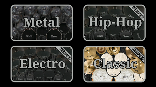 Drum kit metal 2.06 screenshots 6