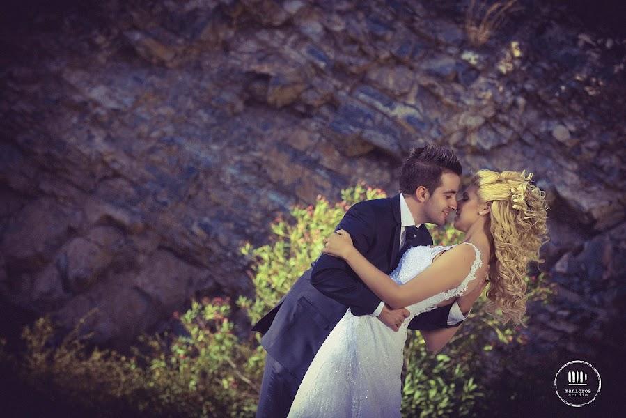 Φωτογράφος γάμων Giannis Manioros (giannismanioro). Φωτογραφία: 16.08.2016