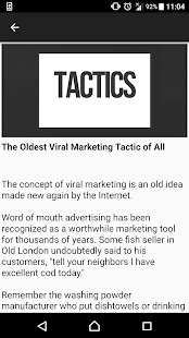 Viral Marketing Guide - náhled