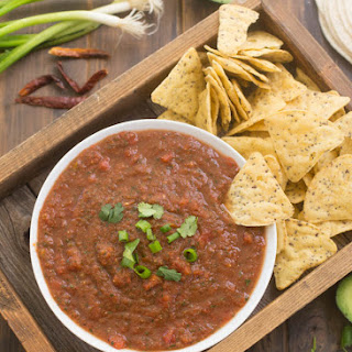 Very Best Blender Salsa