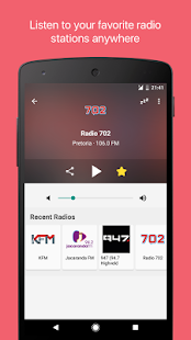 Radio South Africa FM - náhled
