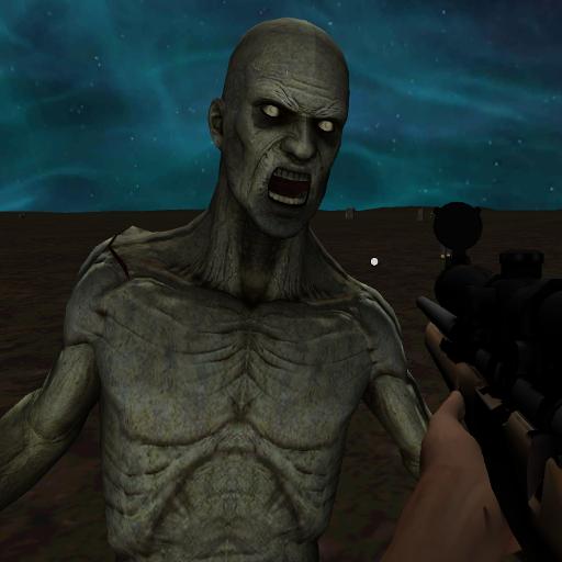 3D僵尸刺客墓地免费