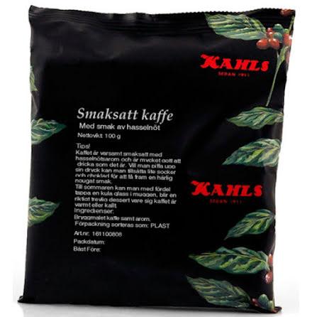 Hasselnöt, smaksatt kaffe – Kahls