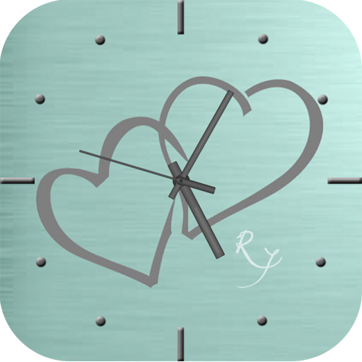 Watch Face - Ry Hearts Dot (app)