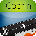 Cochin Airport +Flight Tracker