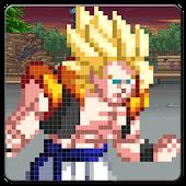 Goku Saiyan Fighter