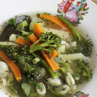 Russian Vegetable Soup Recipes.