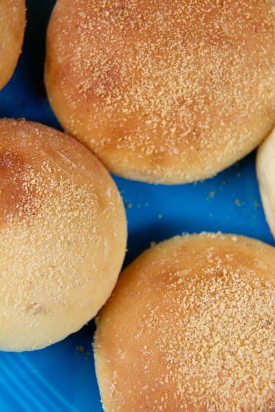 Pandesal (filipino Bread Rolls - Pan De Sal) Recipe
