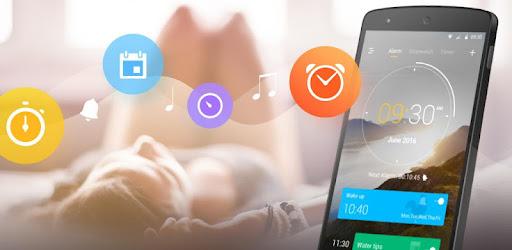 GO Clock - Alarm&Calendar app (apk) free download for Android/PC/Windows screenshot