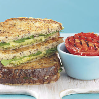 Savory French Toast Sandwiches with Pesto
