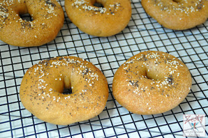 Bagels for baking partners challenge