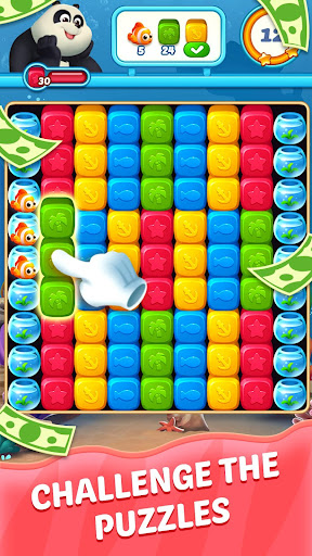Fish Blast - Big Win with Lucky Puzzle Games 1.1.12 screenshots 1