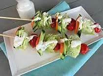 Tailgate/picnic Salad On A Stick