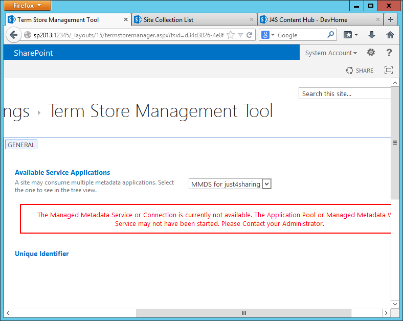 Understanding Content Type Hub (CTH) in SharePoint 2013 - Collab365 ...