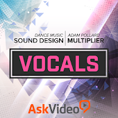 Dance Sound Design Vocals