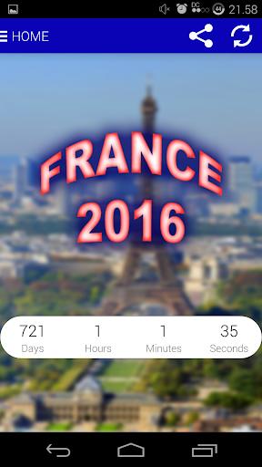 EURO 2016 FRANCE No Ads