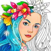 Color Fun - Color by Number && Coloring Books