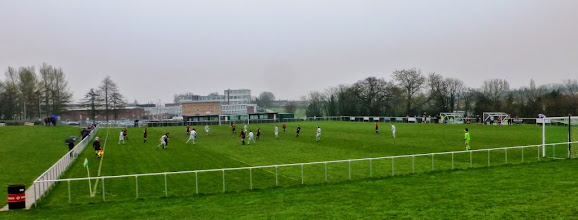 Photo: 02/04/14 v Penyffordd (Welsh National League (Wrexham Area Premier Division) 1-1 - contributed by Mike Latham