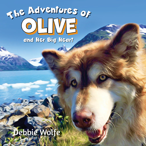The Adventures of Olive And Her Big Heart cover