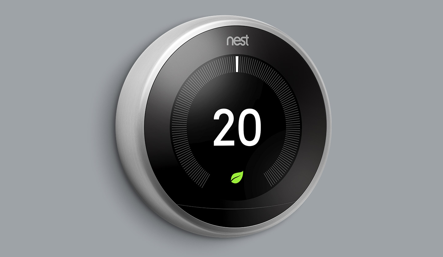 Nest Learning Thermostat - Programs Itself Then Pays for Itself - Google  Store