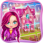 Doll House Custom Keyboard Icon
