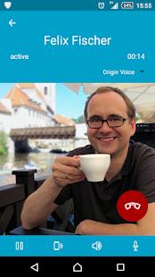 VIPole Secure Messenger App - screenshot thumbnail
