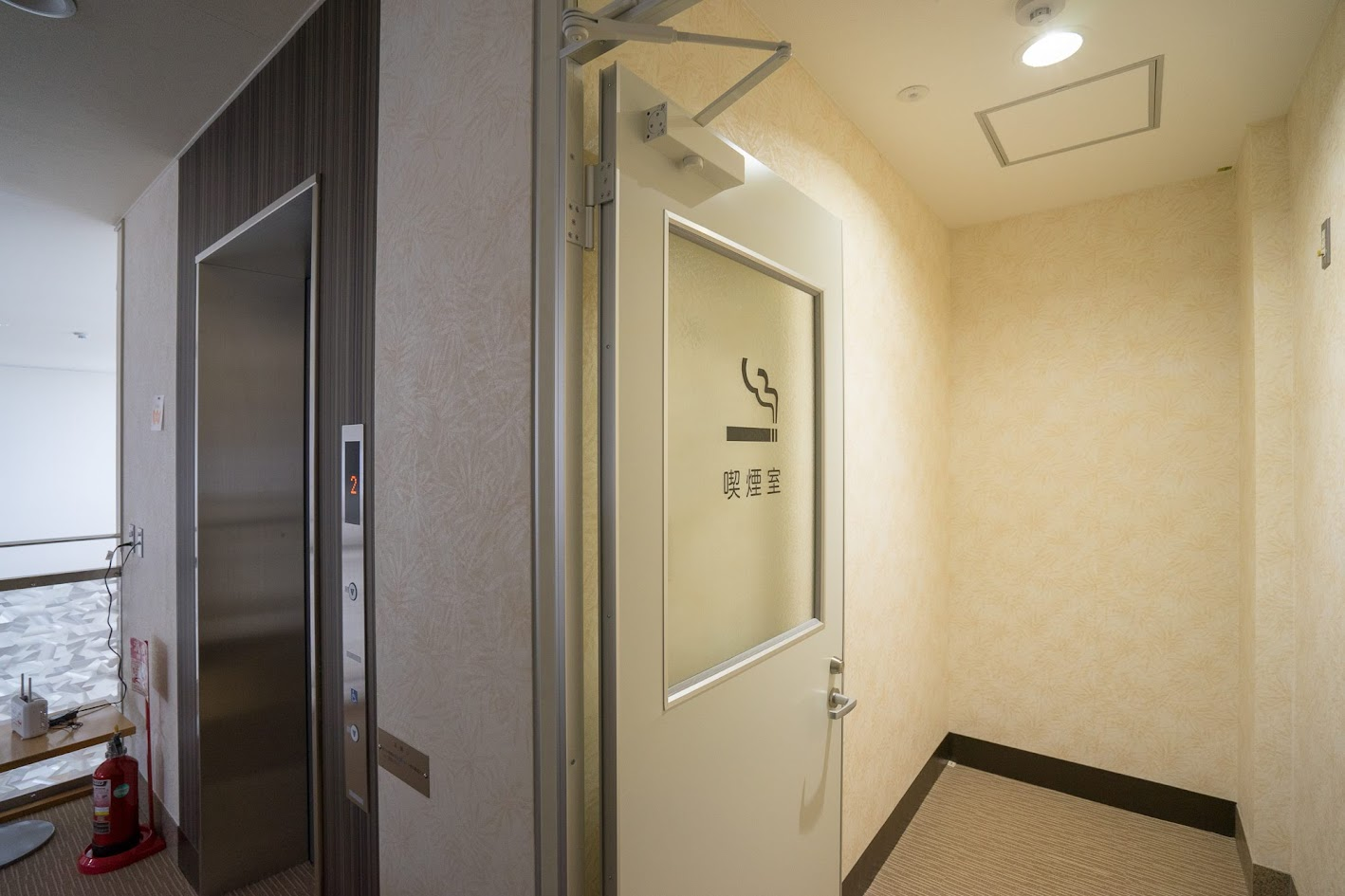 喫煙室(2F)