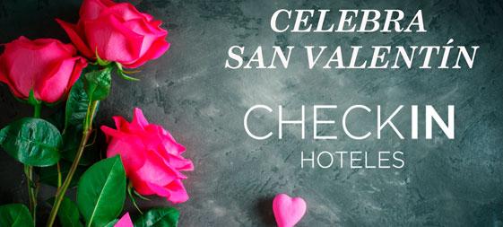 We celebrate Valentine's Day