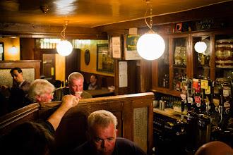 Photo: Inside Gravediggers Pub
