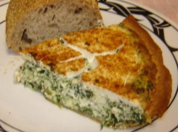 Spinach Ricotta Pie Recipe