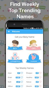 Download Unique Baby Names 2018 APK latest version app for