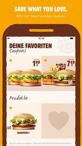 BURGER KINGu00ae  screenshots 4