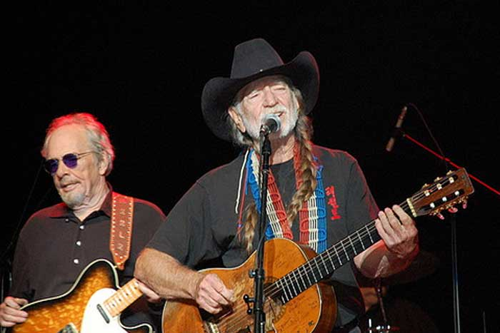 Marijuana Country - Merle and Willie
