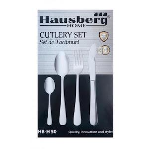 Set tacamuri 16 piese, Hausberg Home HB-H50