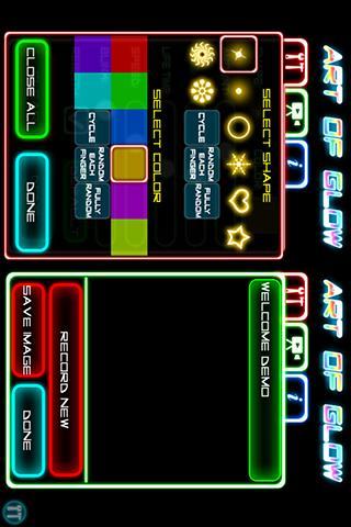 Art Of Glow screenshot 3