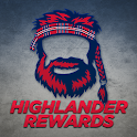 Highlander Rewards icon