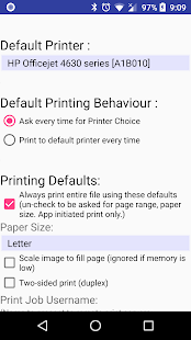 Let's Print Droid - náhled