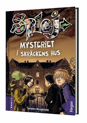 SPLEJ 4 - Mysteriet i skräckens hus