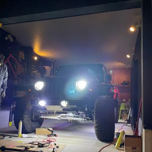 ラングラーアンリミテッド JK36LR 2016年のカスタム事例画像 tp garageさんの2021年01月25日00:02の投稿
