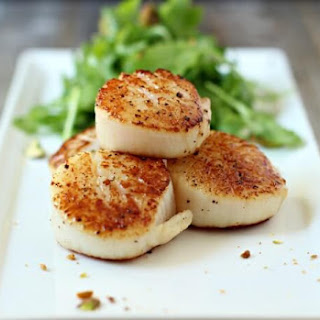 Black Pasta With Scallops Recipes