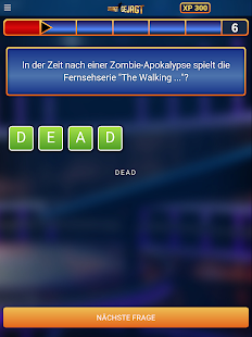 ARD Quiz Screenshot
