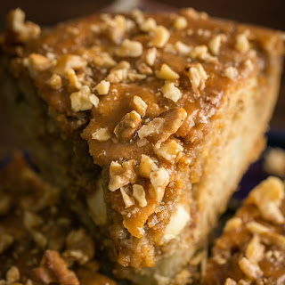 Apple Coffee Cake (Classic Apple Dapple Cake)