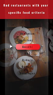 Restaurant Finder : Compare for the Best - náhled