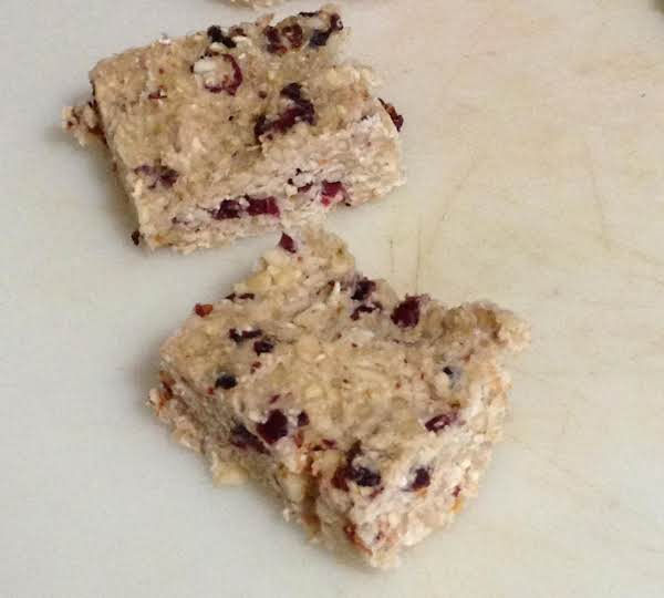Oatmeal Yogurt Bars Recipe