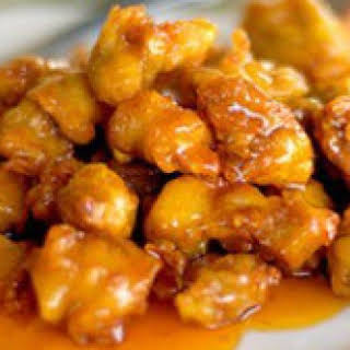 HCG Diet Sweet & Sour Chicken.