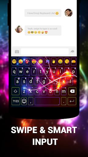 Emoji Keyboard Lite  screenshots 6