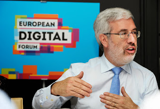 Photo: Mário Campolargo, Director for Net Futures, DG Communications Networks, Content and Technology, European Commission