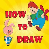 Heroes Cartoon How To Draw